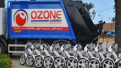 Photo of شركة اوزون تخصص أسطول متطور لتدبير نفايات بلدية خنيفرة