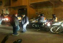 Photo of مسدسات الشرطة تنهي مواجهات عنيفة مع سكارى أخر الليل