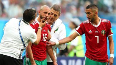 "Photo of لعنة الاصابات تلاحق لاعبي المنتخب الوطني ""بالكان"""