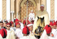 Photo of أمير المؤمنين يترأس حفل الولاء بمناسبة الذكرى العشرين لتربعه على العرش