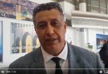 Photo of مدير مطار فاس /سايس و افتتاح محطة الخطوط الداخلية.