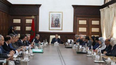 Photo of مجلس الحكومة يصادق على تعيينات في مناصب عليا أبرزها مدير جديد للوكالة الحضرية