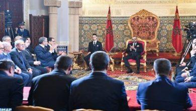 Photo of جلالة الملك محمد السادس و سياسة تفعيل البرنامج الوطني للماء