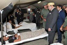Photo of صاحب الجلالة يصدر تعليماته للجيش قصد التدخل رفقة الأطباء العموميين لمواجهة جائحة فيروس كورونا