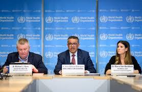 Photo of منظمة الصحة العالمية تسجل  ارتفاع الاصابات بفيروس كورونا
