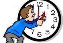 """Photo of رمضان يعجل بعودة الحكومة إلى ساعة """"غرينتش"""" و تعليق الساعة الإضافية"""