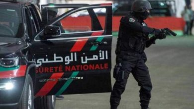 "Photo of الشرطة تستخدم المسدسات لتحرير رهينة ""عون سلطة"" احتجز من طرف عتاة المجرمين"