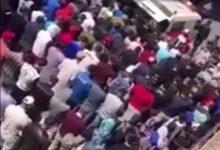 Photo of السماح لمراسيم جنازة و خرق حالة الطوارىء  تسقط رجل سلطة