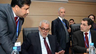 Photo of شاهد: رئيس الحكومة العثماني يشكك في ملفات قضائية لاتباع حزبه