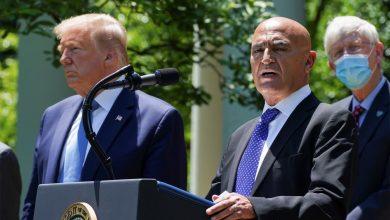 Photo of ترامب يختار عالم من أصول مغربية لقيادة جهود أمريكيا لتطوير و توزيع لقاح فيروس كورونا