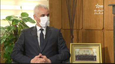 Photo of حرب كورونا :وزير الصحة يحذر من التراخي في الالتزام بالحجر الصحي