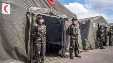 Photo of الجيش المغربي و الدور المحوري لمكافحة جائحة فيروس كورونا