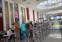 Photo of المكتب الوطني للمطارات يضع مخطط الامن الصحي لاستقبال المسافرين