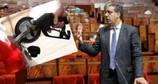 Photo of المحروقات ترتفع بالمغرب و الوزير الرباح يتهرب من الكشف عن الثمن الحقيقي