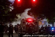 Photo of استمرار الاحتجاجات في أمركيا و إعتقال أكثر من 10 ألاف شخص