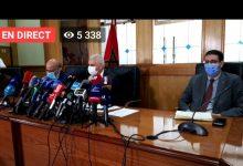 Photo of وزير الصحة يعقد ندوة صحفية للكشف عن وضعية فيروس كورونا