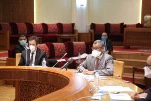 Photo of مشروع قانون المالية المعدل يحظى بمصادقة لجنة مجلس النواب