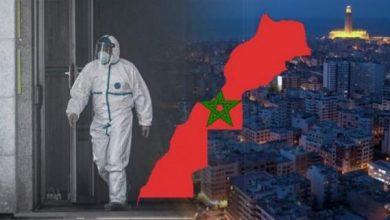 Photo of فيروس كورونا يجتاح المغرب و ارقام مرعبة باربع جهات