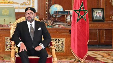 Photo of طاقم الجريدة الالكترونية# فاس  24# يقدم التهاني لجلالة الملك محمد السادس