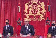 Photo of جلالة الملك يوجه خطابا ساميا  الى الامة بمناسبة ذكرى ثورة الملك و الشعب