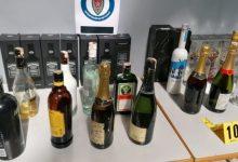 Photo of الشرطة بفاس تحجز كميات ضخمة من المشروبات الكحولية مزورة