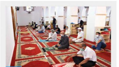Photo of الاوقاف تفتح المساجد و ترخص لصلاة الجمعة في زمن الفاشية