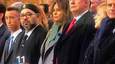 Photo of جلالة الملك يجري اتصالا هاتفيا مع الرئيس الامريكي ترامب