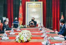 Photo of جلالة الملك يترأس جلسة عمل خصصت لاستراتيجية الطاقات المتجددة