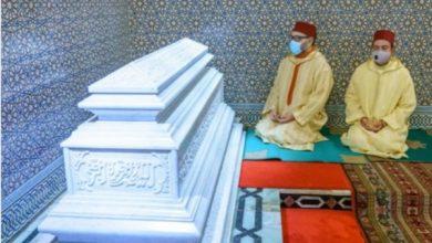 Photo of امير المؤمنين يترحم على الروح الطاهرة للمغفور له الملك الحسن الثاني