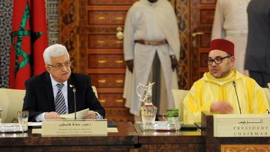 Photo of جلالة الملك يجري مباحثات مع رئيس السلطة الفلسطينية