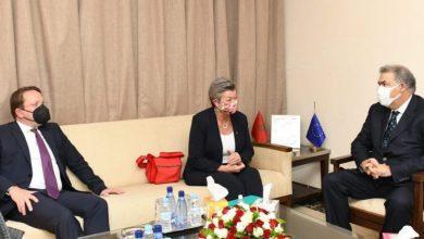 Photo of مفوضية الاتحاد الاوروبي تشيد بثقة و شراكة المغرب في جميع المجالات