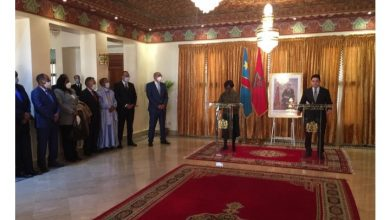 Photo of جمهورية الكونغو الافريقية تفتتح قنصلية بالصحراء المغربية