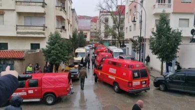 Photo of انتشال 24جثة من قبو مصنع سري قتلوا اختناق بالمياه
