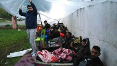 Photo of اعتصام و اضراب عن الطعام لحاملي الشواهد العليا بفاس