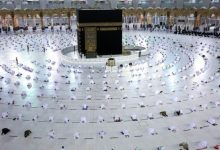 Photo of الحرم المكي يستقبل المعتمرون