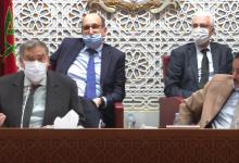 "Photo of احالة مشروع تقنين ""الكيف""على لجنة الداخلية"