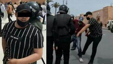 Photo of الحكم على معنف الاساتذة بسنة من السجن النافذ
