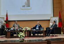 Photo of امين عام حزب الاستقلال يحاضر بجامعة فاس