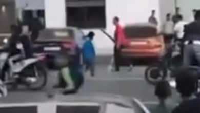 "Photo of اعتقال طبيب اسنان ""ترمضن""باطلاق عيارات نارية من بندقيته"