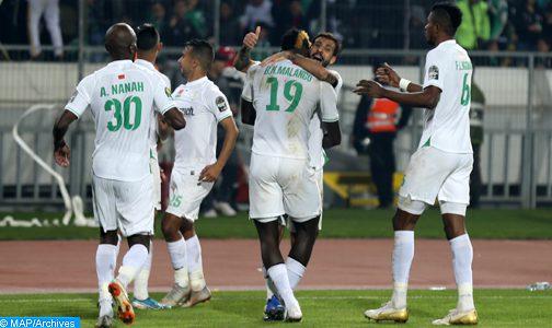 Photo of الرجاء البيضاوي يسحق اورلاندو باتريس في ربع نهائي كأس الكاف