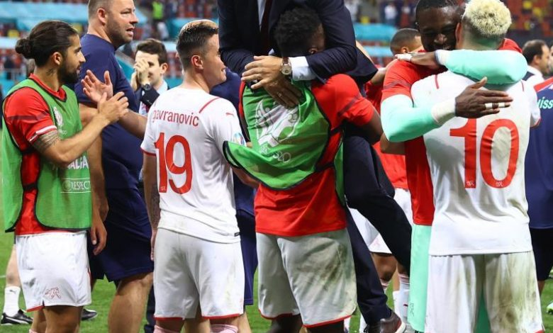 Photo of سويوسرا تطرد فرنسا من نهائي كأس الأمم الأوروبية