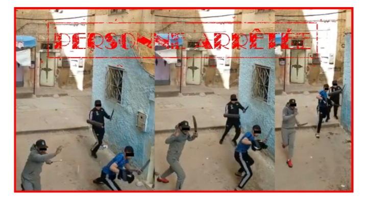 Photo of امن فاس يقتفي اثر عصابة اجرامية روعت الاحياء الشعبية