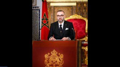 Photo of جلالة الملك في خطاب تاريخي في ذكرى ثورة الملك و الشعب