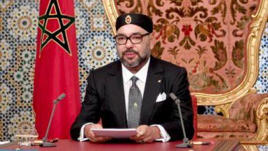 Photo of جلالة الملك يوجه الخطاب السامي عن بعد بمناسبة افتتاح البرلمان