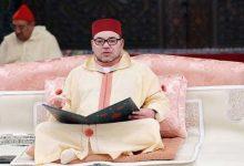 Photo of في رحاب الدروس الحسنية امير المؤمنين يترأس الدرس الأول