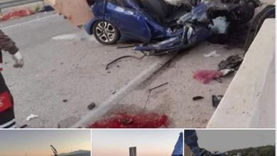 Photo of مقتل ممرضة و ثلاث آخرون في حادثة سير مميتة بين فاس و تازة