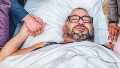 """Photo of طاقم """"فاس24"""" يتمنى الشفاء العاجل لجلالة الملك محمد السادس"""