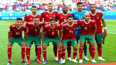Photo of المغرب يحافظ على مرتبة 43 في تصنيف الفيفا
