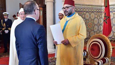 Photo of جلالة الملك محمد السادس يستقبل عددا من السفراء الأجانب و يتسلم أوراق اعتمادهم