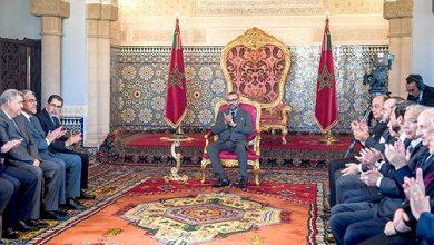 Photo of جلالة الملك محمد السادس يترأس حفل تقديم البرنامج المندمج لدعم و تمويل المقاولات